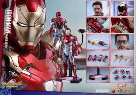 徵收 Hottoys Ironman mark 47