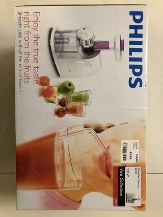**fast deal**Philips Fruit Juice Blender
