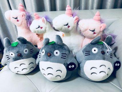 Soft Toys - Pokemon, Unicorn & Many More