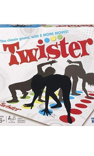 🚚 Twister Game