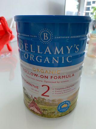 🚚 Bellamy's Organic Stage 2