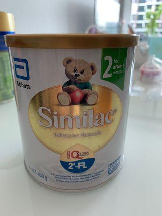 🚚 Similac Stage 2 400g