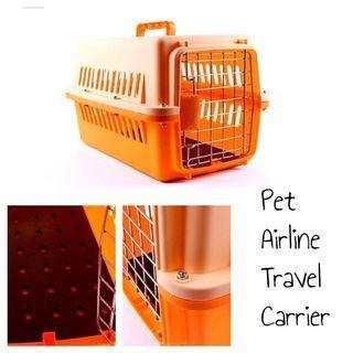 Pet Travel Air Carrier