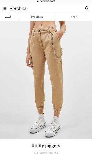 LOOKING FOR Bershka Chain cargo pants