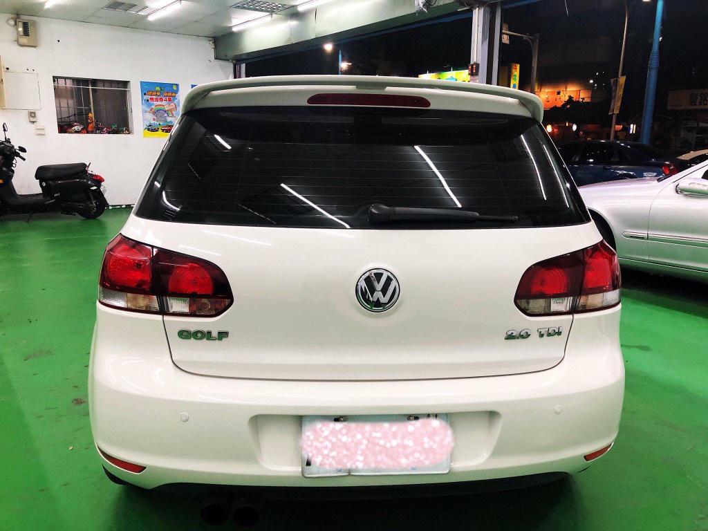 09出10式GOLF柴油 增貸省油省稅代步好車