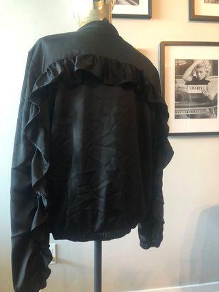 Zara silky jacket