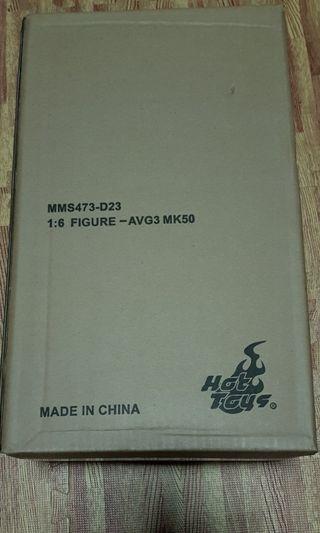 Misb hot toy hottoy mark 50 mk 50