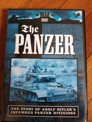The Panzer DVD