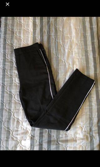 Zara High Rise Pants