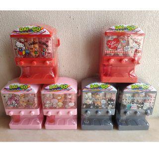 Sanrio Hello Kitty XO My Melody 迷你扭糖機