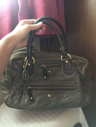 Authentic Tods Handle Bag