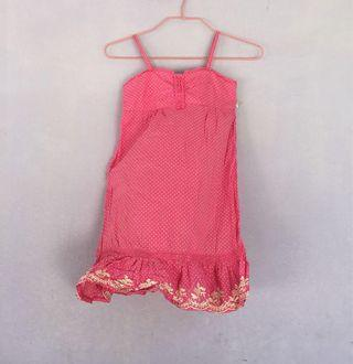 Fun Spirit Shocking Pink Summer Party Dress