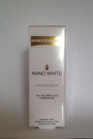 Isis Pharma Nano White Whitening Serum 15% Ascorbic Acid Combination