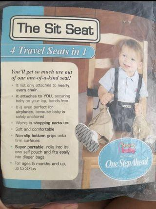 CHILD 4-in-1 Travel Seat (THE SIT SEAT)