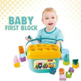 Baby First Blocks