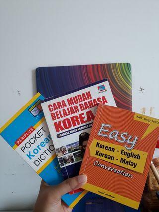 Learning Korean Books
