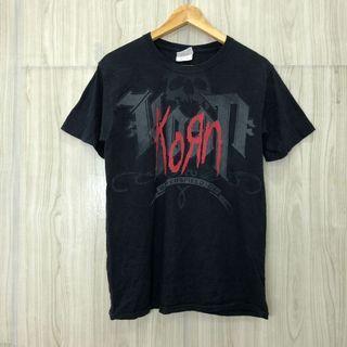Rare Korn Nu Metal Band Tee