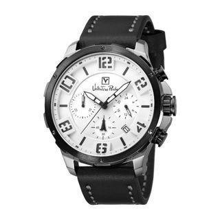 Valentino Rudy Leather Watch (Unisex)