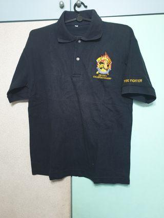 SCDF Fire Fighter Course Polo Tee