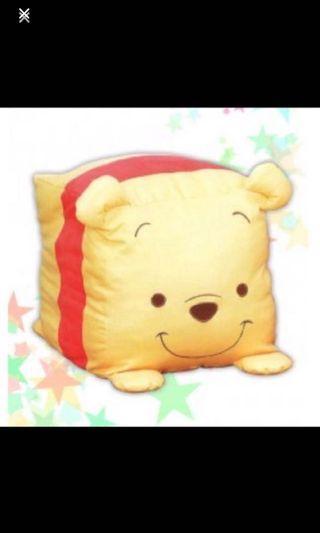 🚚 Winnie the Pooh Cube Plushy