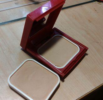 INTEGRATE柔焦輕透美肌粉餅(色號:OC10)粉盒*1+粉蕊*2