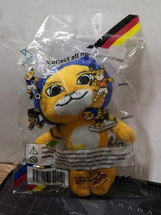 Kuala Lumpur Sea Games Mascot - Tiger #carousellfaster