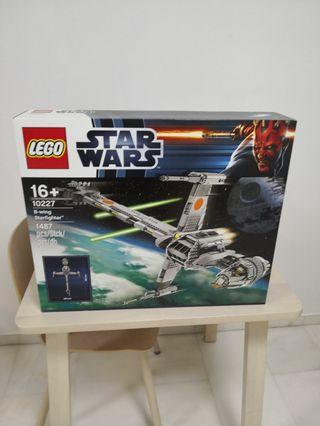 🚚 Lego 10227 B-wing Starfighter