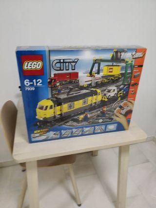 Lego 7939 City train