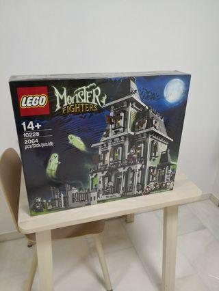 🚚 Lego 10228 Haunted House