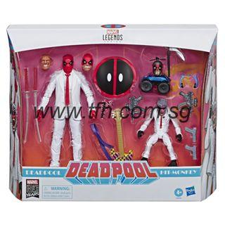 [PRE ORDER] Marvel Legends Series - Deadpool - Deadpool & Hit-Monkey