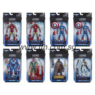 [PRE ORDER] Marvel Legends Series - Avengers: Endgame Series 3 - Carton of 8