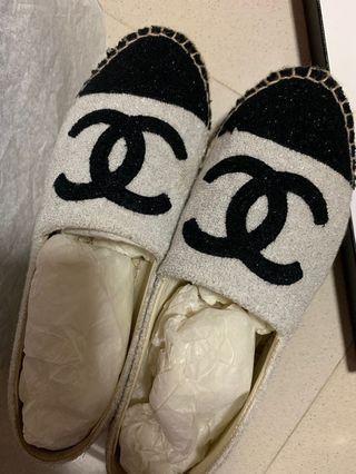 Chanel Espadrilles (preloved)