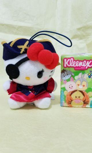 Hello Kitty 全新 景品 毛公仔 包平郵