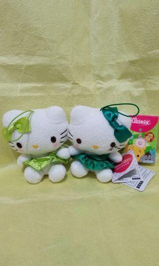 Sanrio Hello Kitty 全新景品 雙子座 包平郵