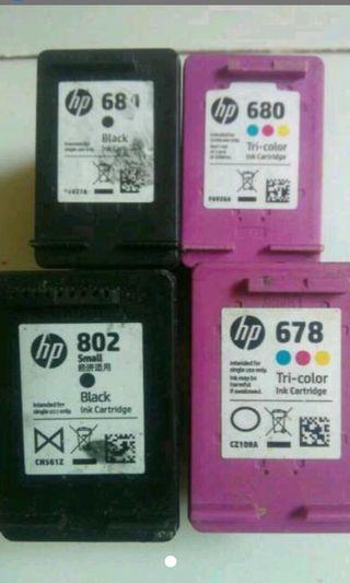 Tinta Printer dibeli sebanyak banyaknya yg blm refil