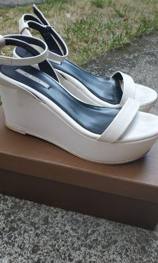 ALDO Shoes. White