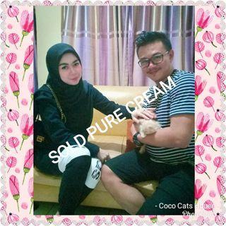 Alhamdulillah Sold Terima kasih ya Sist Yuni dan Suami