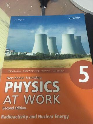 Physics At Work second edition Book  5