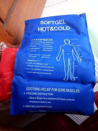 softgel hot and cold
