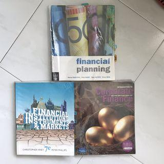 Financial planning, corporate financing, financial institutions, instruments and market textbook