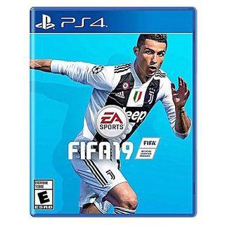 Sony PlayStation: FIFA 19