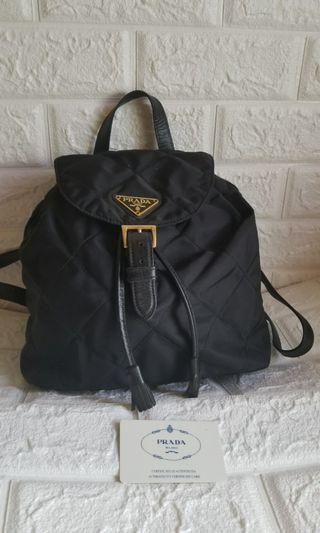 PRADA backpack original