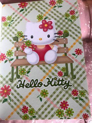 Hello kitty post card