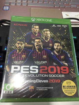 XBOX One PES2019