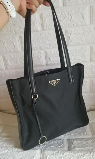 PRADA small TOTE BAG