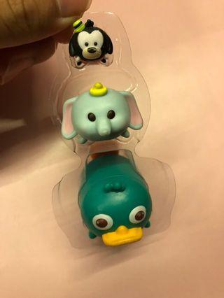 Official Disney twin tsum stackabled