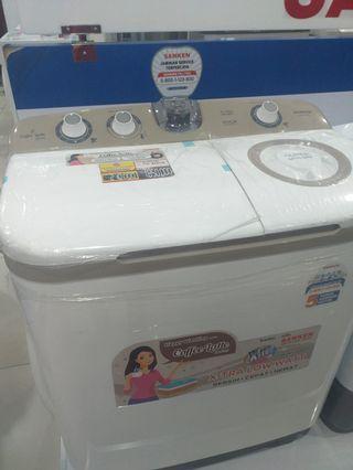 Mesin cuci sanken Credit cepat dan mudah