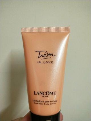 🚚 50ml蘭蔻身體乳液perfumed body lotion