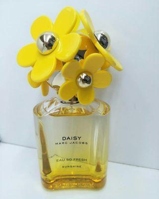 Marc Jacobs Daisy Eau So Fresh Sunshine Tester Packaging Edt 75ml