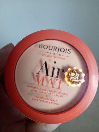 (NEW) Borjuis Air Matte Shine Compact Powder